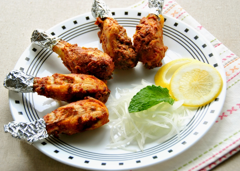 Tangdi Kabab Grilled Chicken Drumsticks Kitchen Kemistry