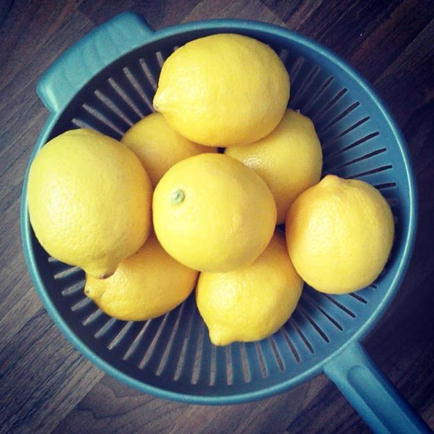 Lush lemons!
